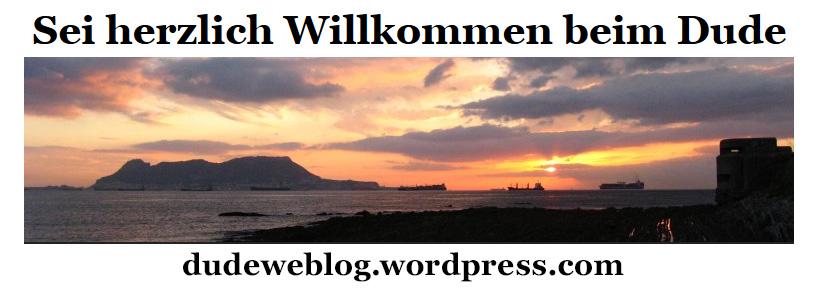 Dudes Weblog