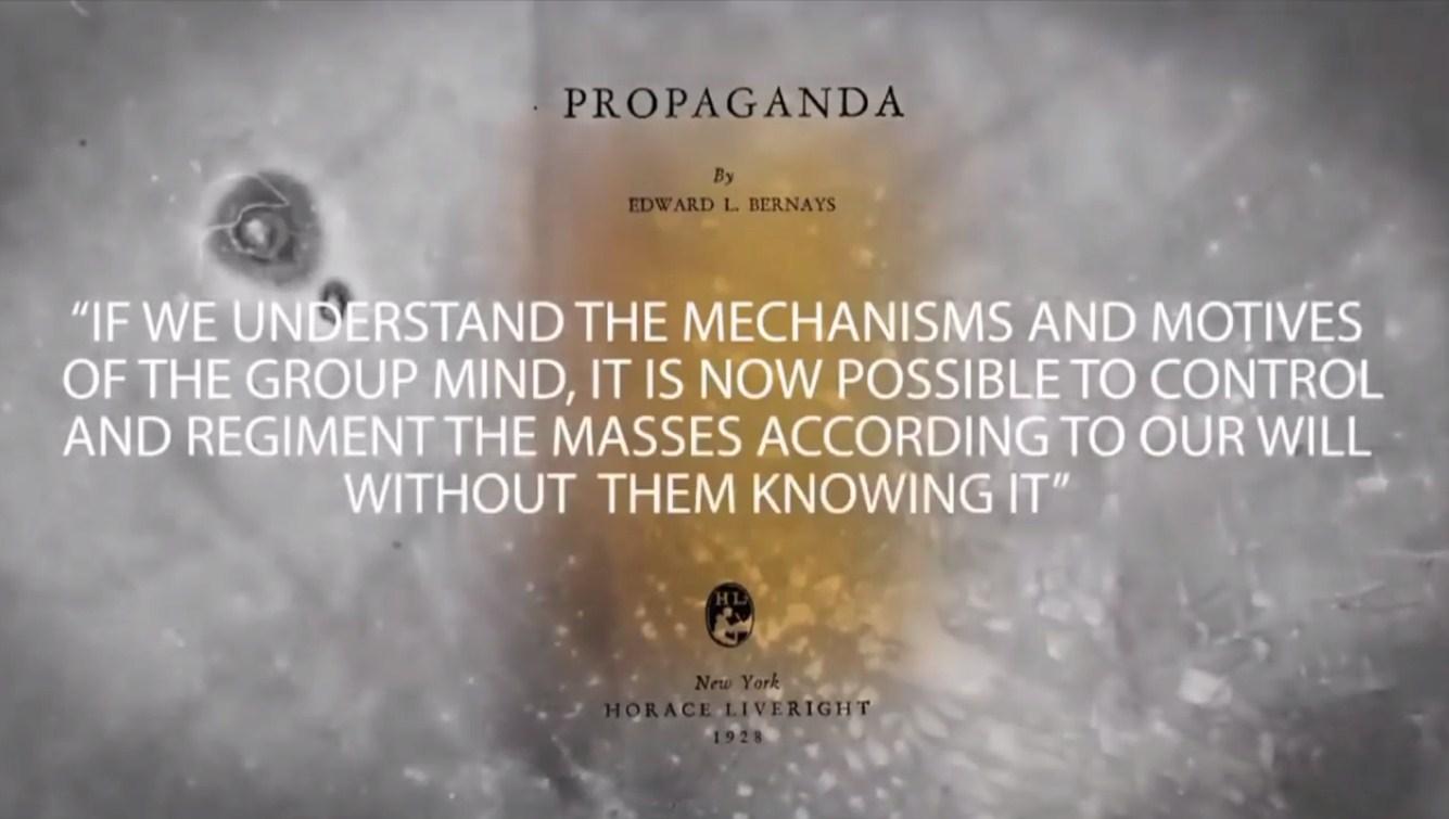 Edward Bernays – Die Kunst der Manipulation / The Art of Public Manipulation