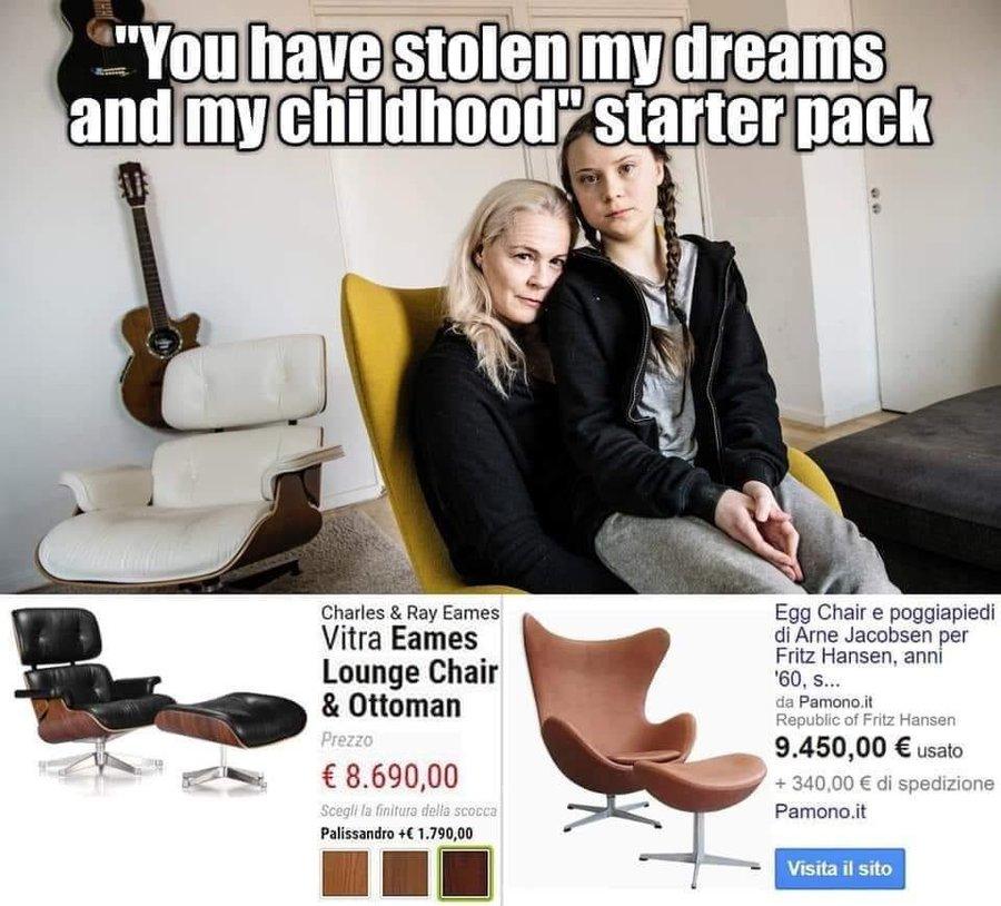 Židle Gretas